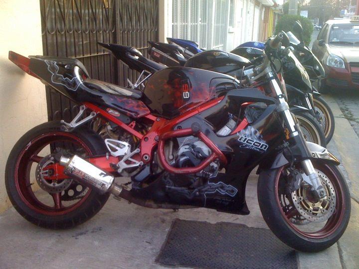 F4i Stunt Venta De Motos Y Autos